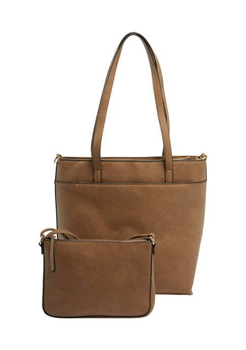 2-in-1 North South Tote