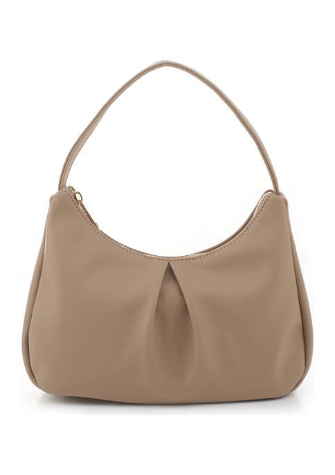 Malibu Skye Pleated Shoulder Bag