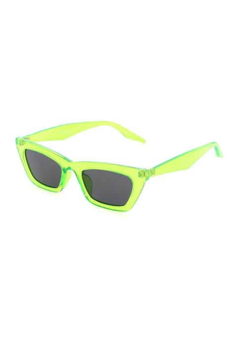 TRUE CRAFT Cat Eye Sunglasses