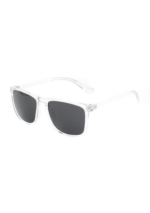 No Color  Wayfarer Sunglasses