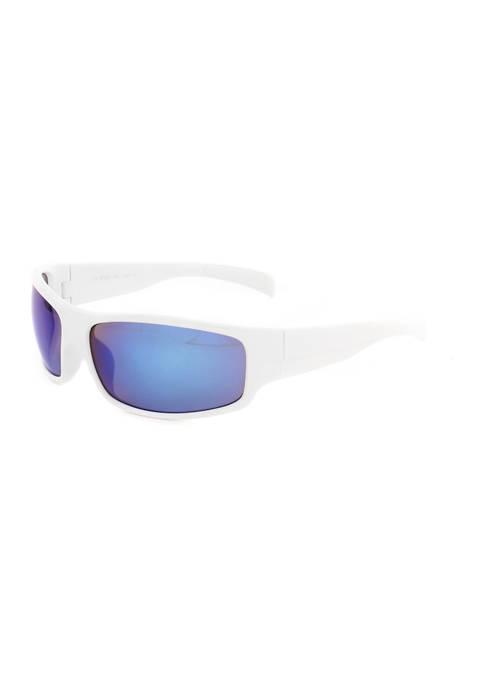 Ocean + Coast® Sport Wrap Square Sunglasses