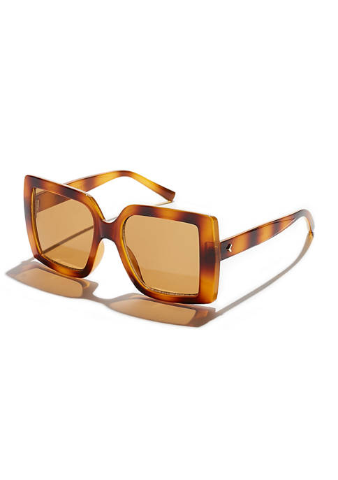 Fiona Square Sunglasses