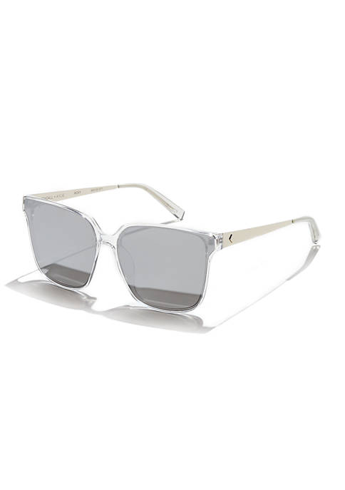 Roxy Oversized Square Sunglasses