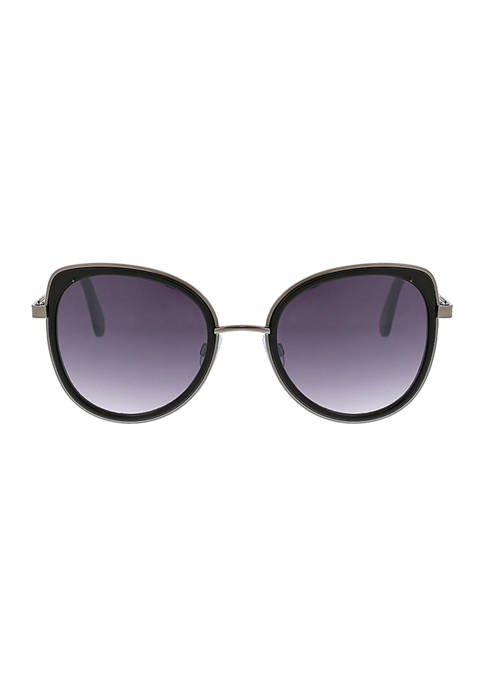 BCBG Fashion Cat Eye Sunglasses