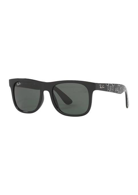Ray-Ban Jr RJ9069S Junior Justin Mickey D20 Sunglasses