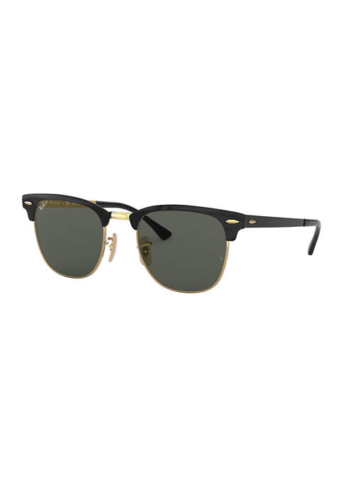 Ray-Ban® RB3716 Clubmaster Metal Sunglasses