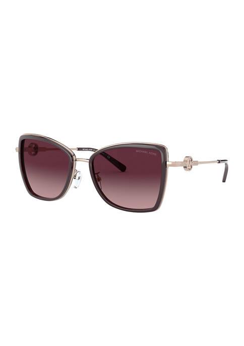 Michael Kors MK1067B Corsica Sunglasses