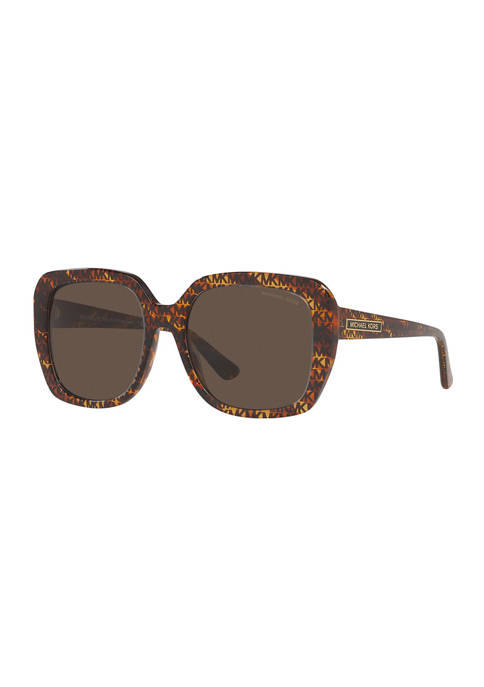Michael Kors MK2140 Manhasset Sunglasses