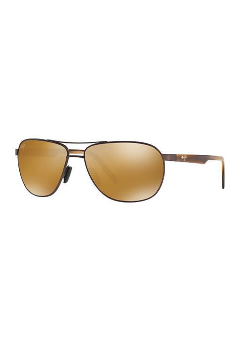 Maui Jim 728 Castles Sunglasses