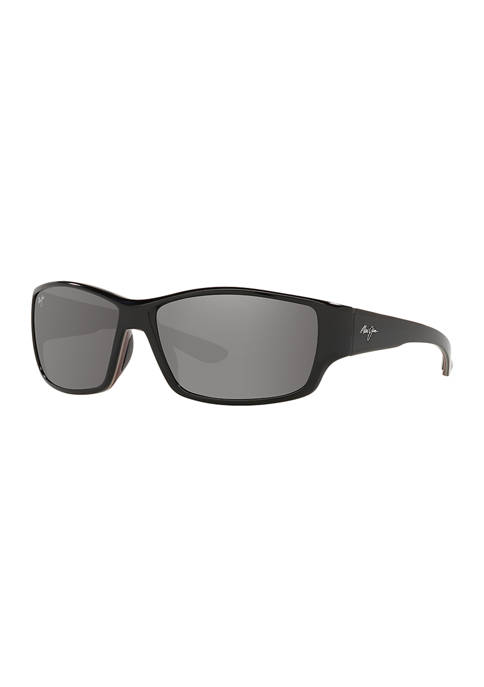 Maui Jim MJ000618 810-07E Local Kine Sunglasses