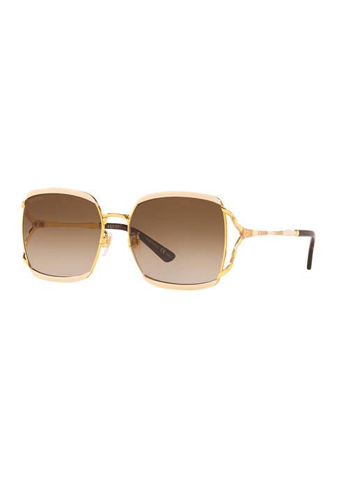 Gucci GG0593SK Sunglasses