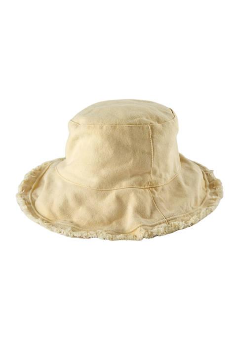 Marcus Adler Solid Bucket Hat