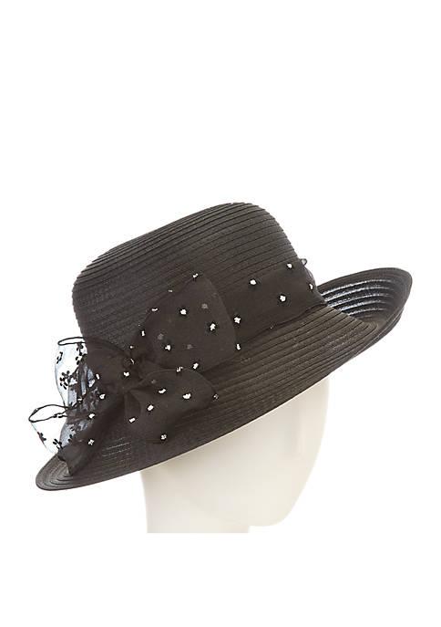 F&M Hats Shimmer Kaney Hat