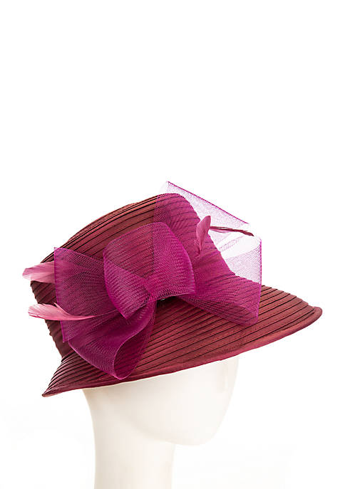 Giovannio Framer Hat with Bow