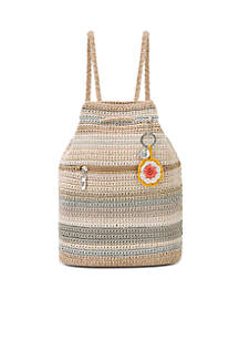 Amberly Crochet Backpack