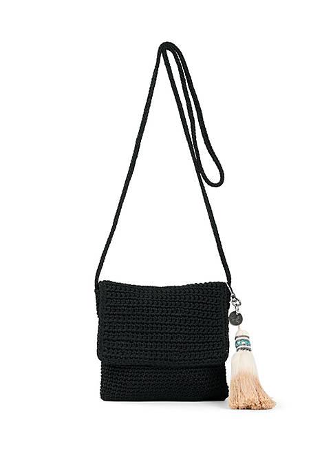 The Sak Costa Mesa Mini Flap Crossbody Bag