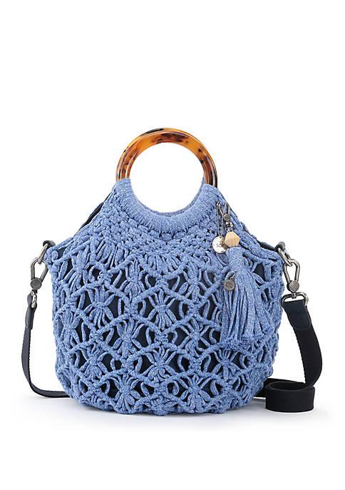 Helena Bracelet Handle Crossbody Bag
