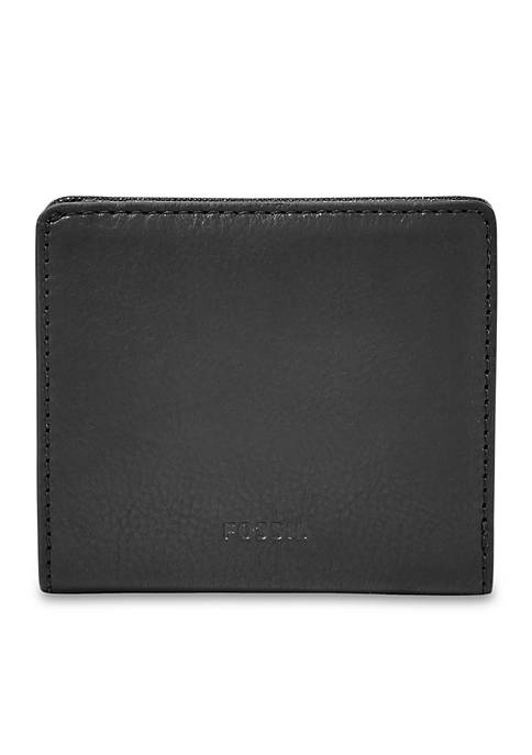 Fossil® Emma RFID Mini Bifold Wallet