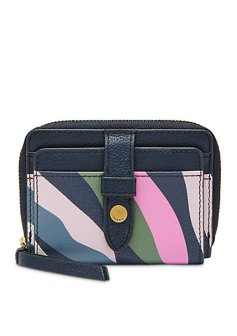 Fossil® Fiona Zip Coin Wallet