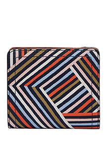 Fossil® Small Logan Bi-fold Wallet