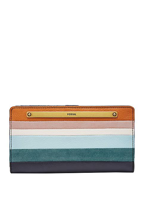 Liza Slim Bifold Wallet