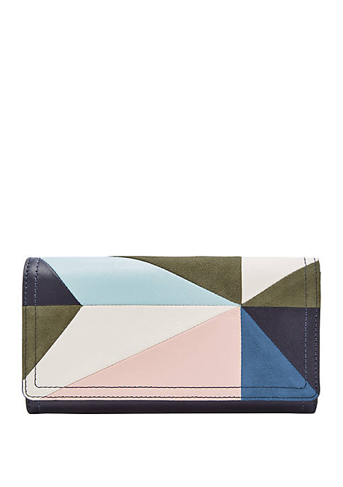 Fossil® Logan RFID Wallet