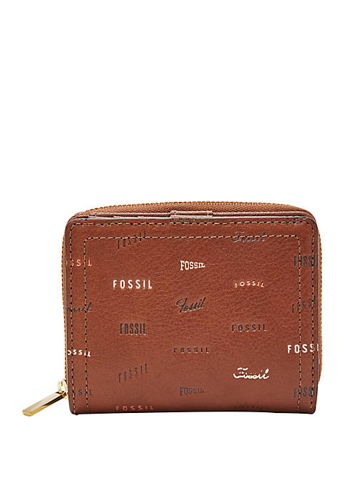 Fossil® Logan RFID Mini Wallet