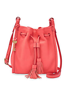 Claire Small Drawstring Crossbody