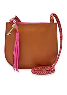 Fossil® Brooklyn Small Crossbody Bag