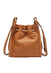71752cb6694f Fossil® Claire Small Drawstring Crossbody Bag