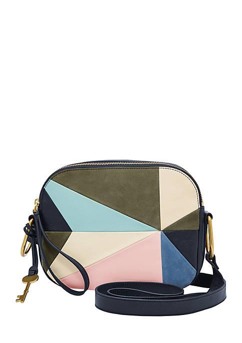 Elle Patchwork Crossbody Bag