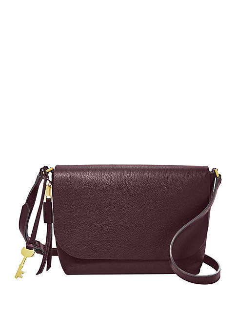 Fossil® Maya Small Flap Crossbody