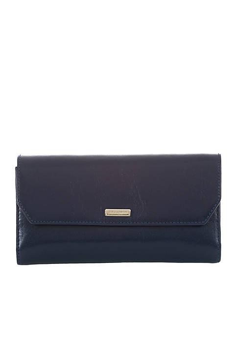 Soft Checkbook Wallet