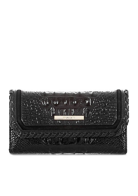 Brahmin Soft Checkbook Wallet Java Collection