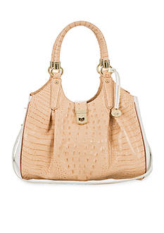 Brahmin Copa Cabana Collection Elisa Satchel