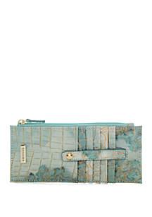 Brahmin Melbourne Collection Credit Card Wallet