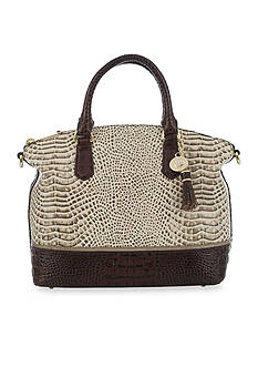 Brahmin Rhodes Collection Duxbury Satchel