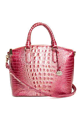 Brahmin Melbourne Collection Duxbury Satchel ... d2006eef1f