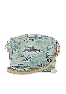 Brahmin Copa Cabana Collection Mini Duxbury Crossbody