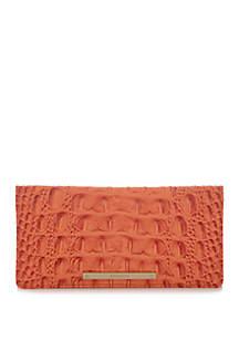 Brahmin Melbourne Collection Ady Wallet