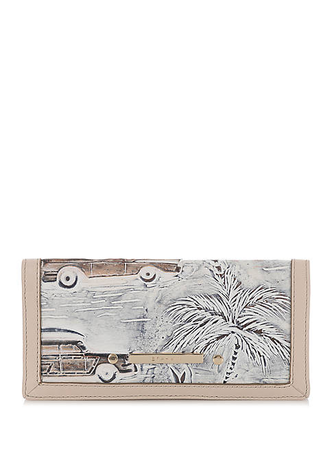 Brahmin Copa Cabana Collection Ady Wallet