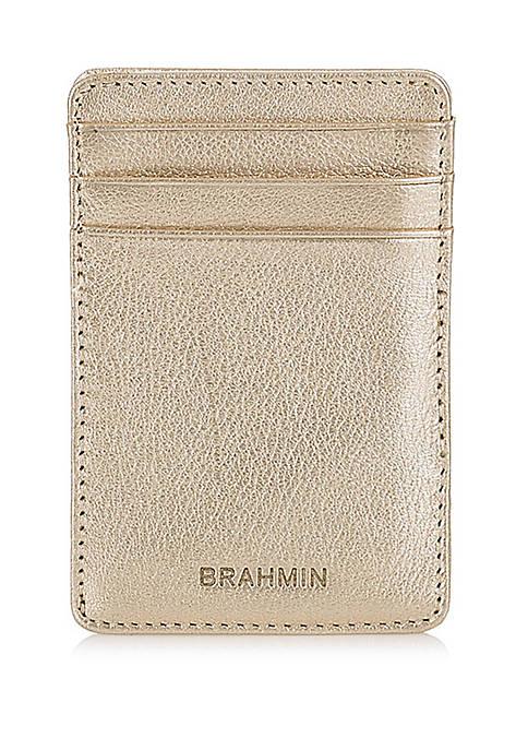Brahmin Kara Moonlit Card Case