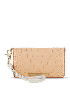 Brahmin Crandon Collection Debra Wristlet Wallet