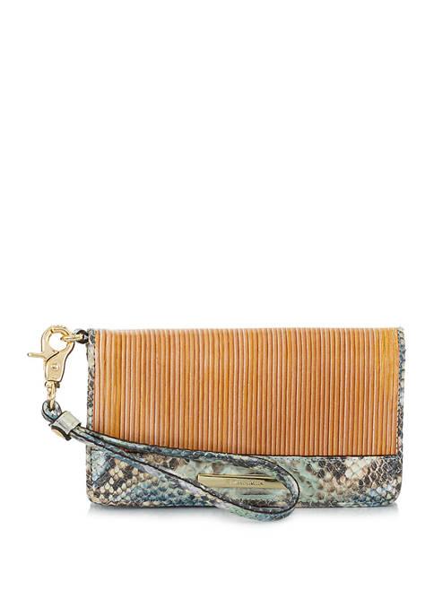 Brahmin Seabrook Debra Wristlet Wallet
