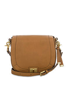 Brahmin Charleston Collection Sonny Saddle Bag