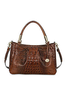 Brahmin Melbourne Collection Ruby Satchel