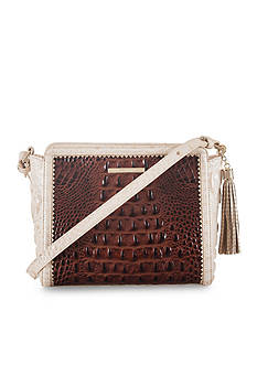 Brahmin Soriano Collection Carrie Crossbody Bag