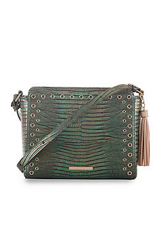 Brahmin Moa Collection Carrie Crossbody Bag