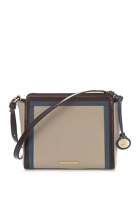 c6bf3593a9 Brahmin Carrie Quincy Crossbody Bag