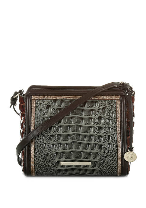 Brahmin Heartwood Carrie Crossbody Bag